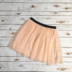 Marilyn Monroe blush pink tulle skirt